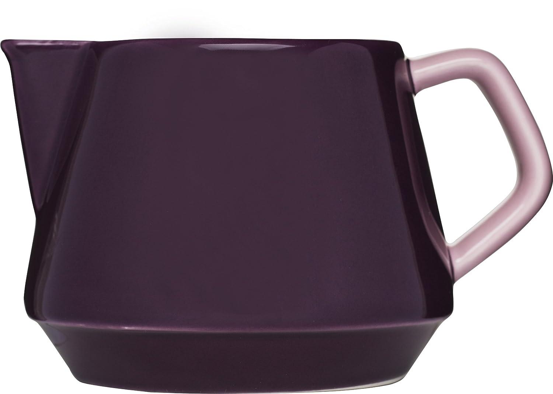 Sagaform POP Stoneware Milk Jug, 16-7/8-Ounce, Purple/Pink Sagaform Inc 5016582
