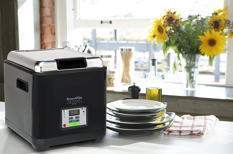 SousVide SVD-00101 Supreme Demi Water Oven, Black: Amazon.co.uk ...