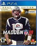 Madden NFL 18 G.O.A.T. Edition - PlayStation 4