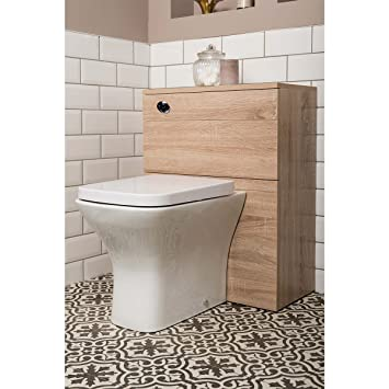 Perfekt Aquariss Badezimmer Möbel Spülkasten Verkleidung Schrank+Toilette WC  Keramik+Spülkasten