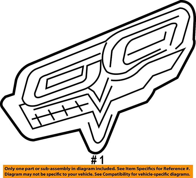 C6 Corvette Font