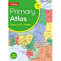 Collins Primary Atlas (Collins Primary Atlases)