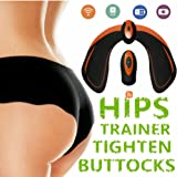 Big-Fun Buttock Muscle Hip Trainer, Plump Buttocks Massage Instrument Elastic Firming Hip Joint Buttock Firming Expanding Body Massager, Helps to Lift, Shape and Firm The Butt