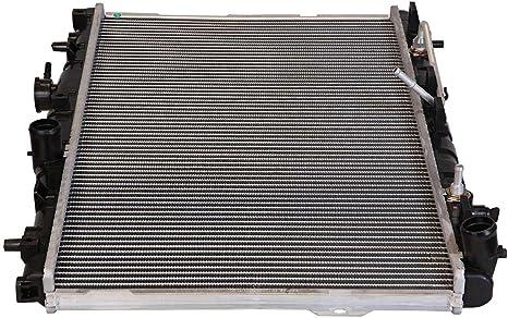 Prime Choice Auto Parts RK914 Aluminum Radiator