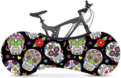 YEARGER - Funda Protectora para Rueda de Bicicleta, diseño de ...