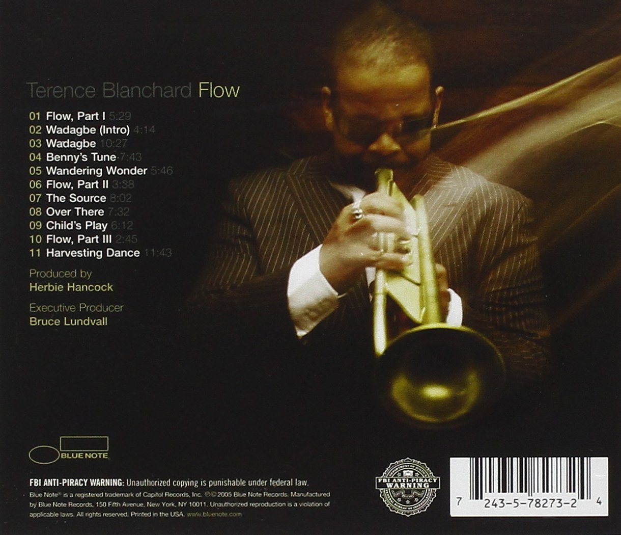 Amazon | Flow | Terence Blanch...