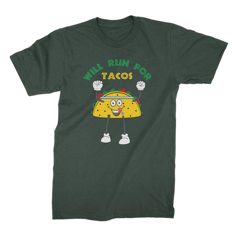 We Got Good Will Run For Tacos Shirt Funny Taco Shirt