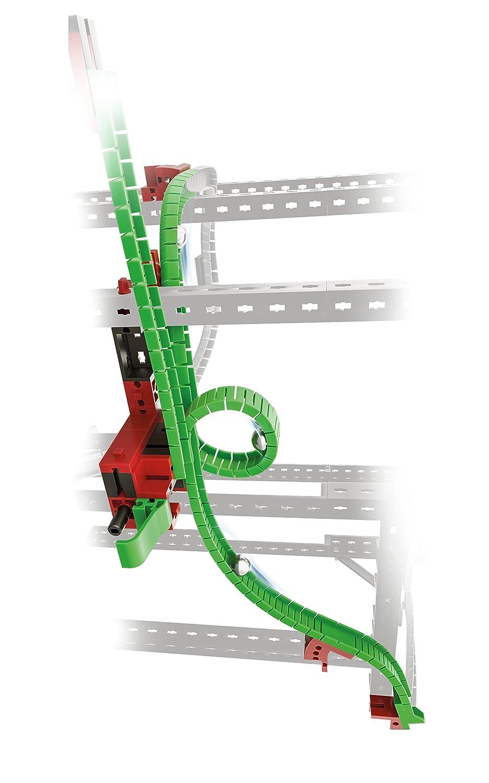 fischertechnik Dynamic Plus Looping Marble Run Construction Accessory Multi,