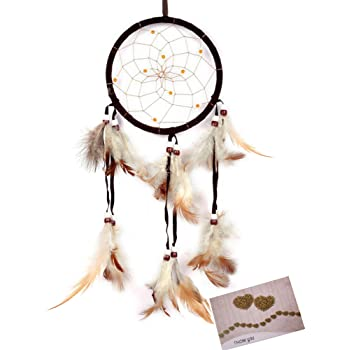 Dream Catcher Authentic 40 Small Hand Made Native American Indian Amazing Cherokee Indian Dream Catcher
