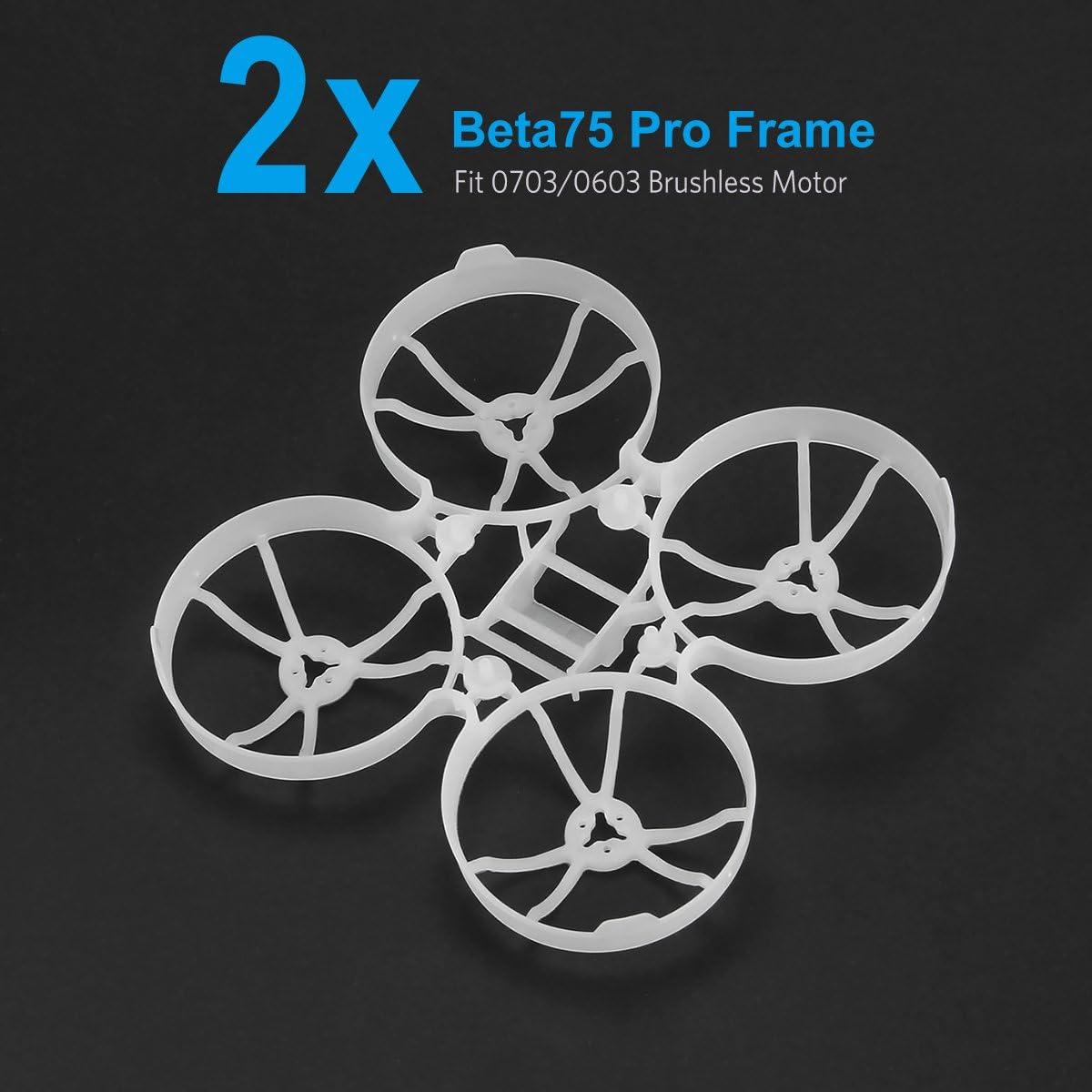 BETAFPV 2pcs Beta75 Pro Micro Brushless Whoop Frame for 0703 Brushless Motor