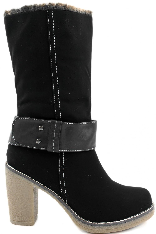 Botas Zapatos Para Zapatillas De Ante Mujer Botines fHqx0gw