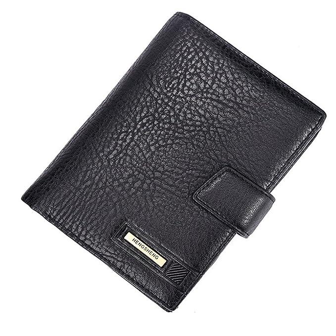 Amazon.com: 2 en 1 pasaporte titular de la tarjeta cartera ...