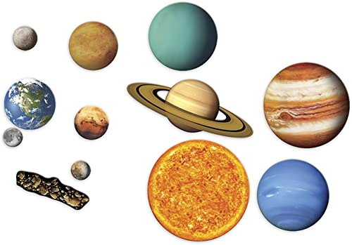 Learning Resources Giant Magnetic Solar System, Whiteboard Display