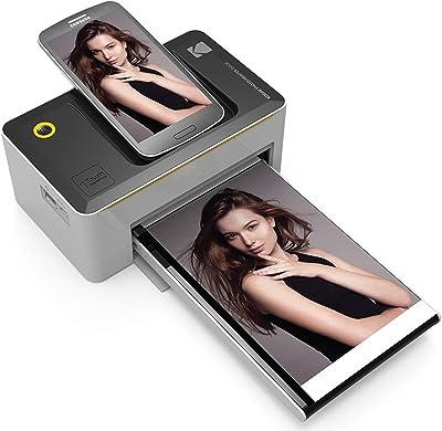 "Kodak Dock & Wi-Fi Portable 4x6"" Instant Photo Printer"