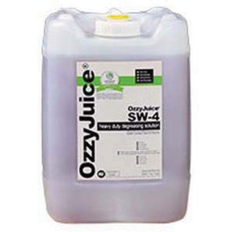 CRC Smartwasher Industrial Grade Liquid Cleaning Solution, 5 Gallon Jug, Light Brown