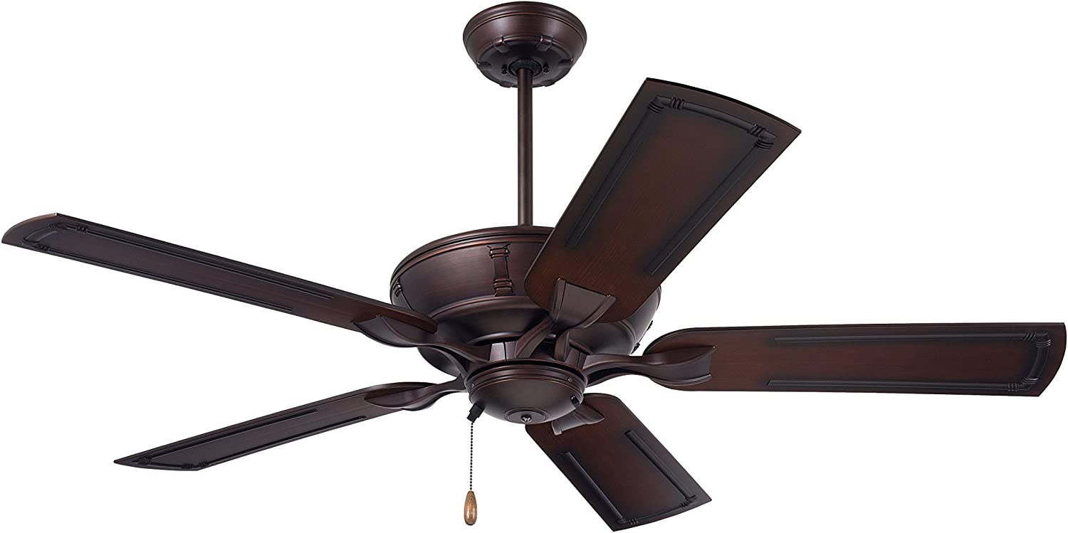 Emerson Ceiling Fans Cf610vnb Wet Rated Welland Indoor Outdoor Ceiling Fan With 54 Inch Blades Venetian Bronze Finish Amazon Com