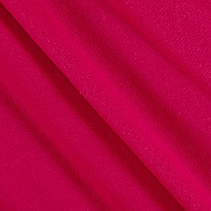 bbfaba8957b Image Unavailable. Image not available for. Color: Fabric Merchants Double  Brushed Solid Jersey Knit ...