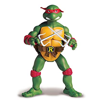 Amazon.com: teenage mutant ninja turtles Raphel: Toys & Games