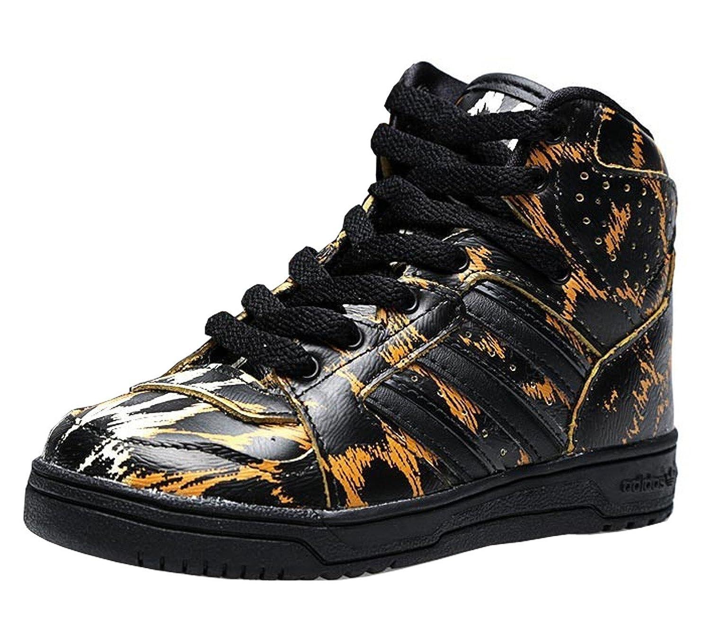 Adidas JS Instinct Leopard Hi D65986B, Baskets Bébé