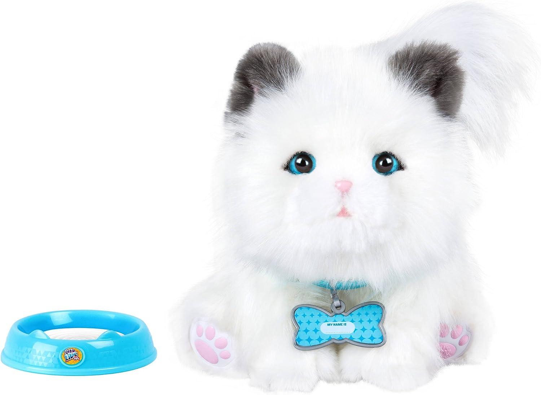 Little Live Pets- Sleepy Kitty, versión española (Famosa 700013975)