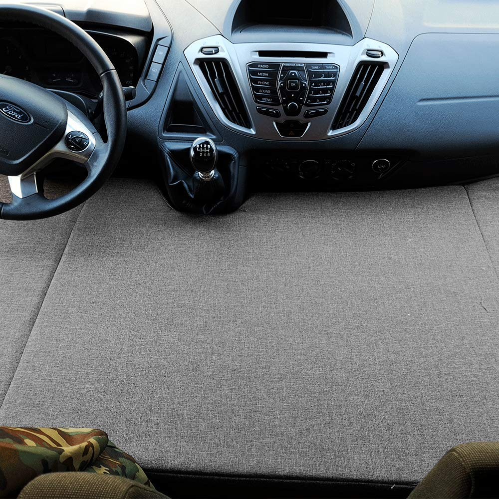 + 2013 K/´Foam Materasso Pieghevole Letto Anteriore Camper per Ford Transit