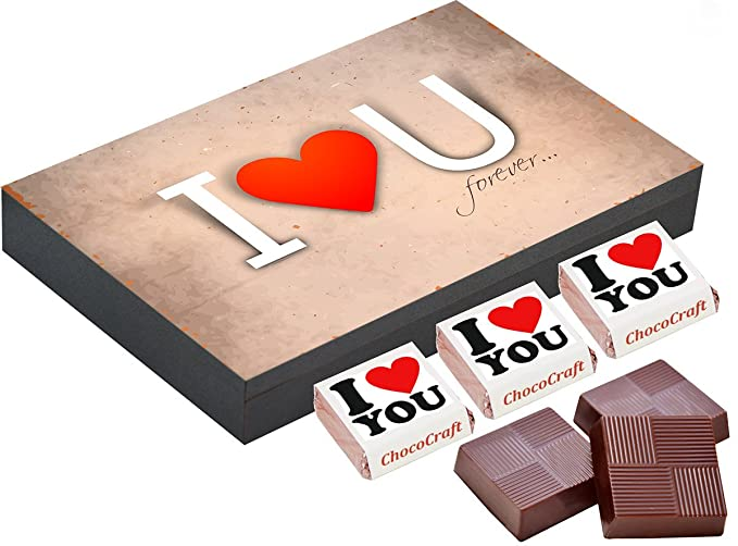 Chocolate Gift Box Gifts For Boyfriend