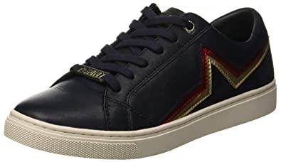 ae95a5edf Tommy Hilfiger Women s Star Essential Sneaker Low-Top  Amazon.co.uk ...