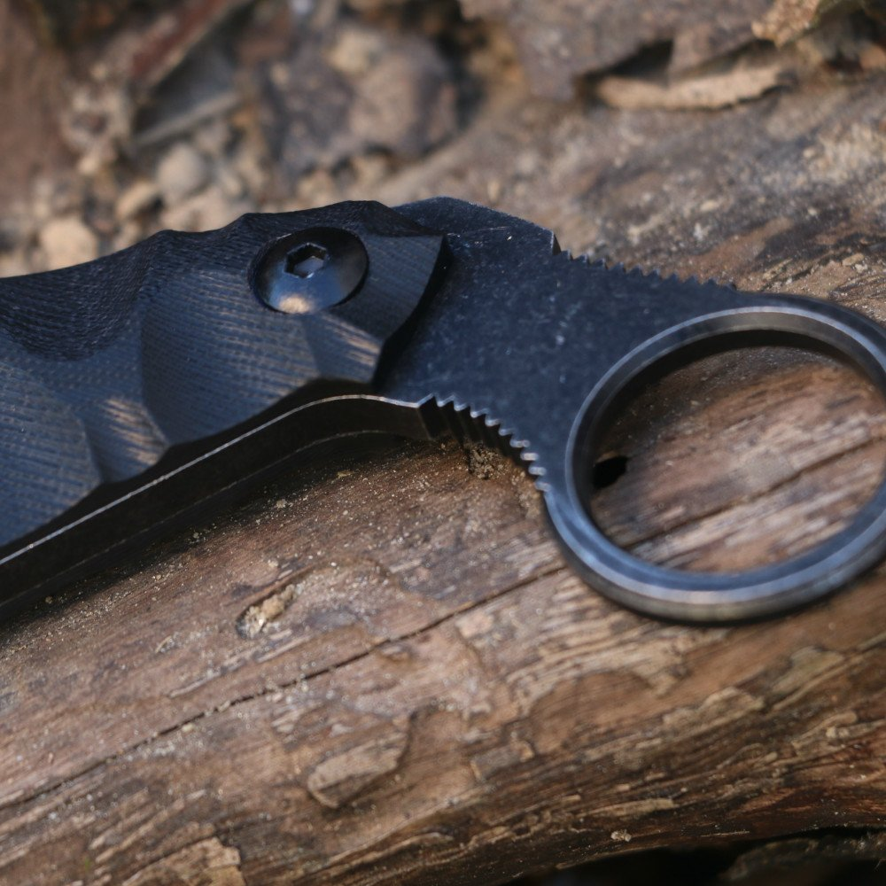 DAOMACHEN Claws blades Straight Claw Tactical Handle Outdoor Hunting Knife as a by DAOMACHEN (Image #7)