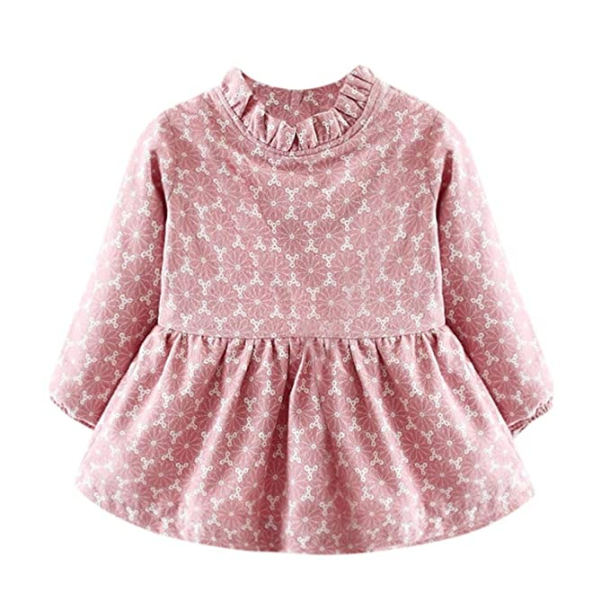 vestido para niña K-youth® ropa bebe niña ropa de nina en oferta tutú