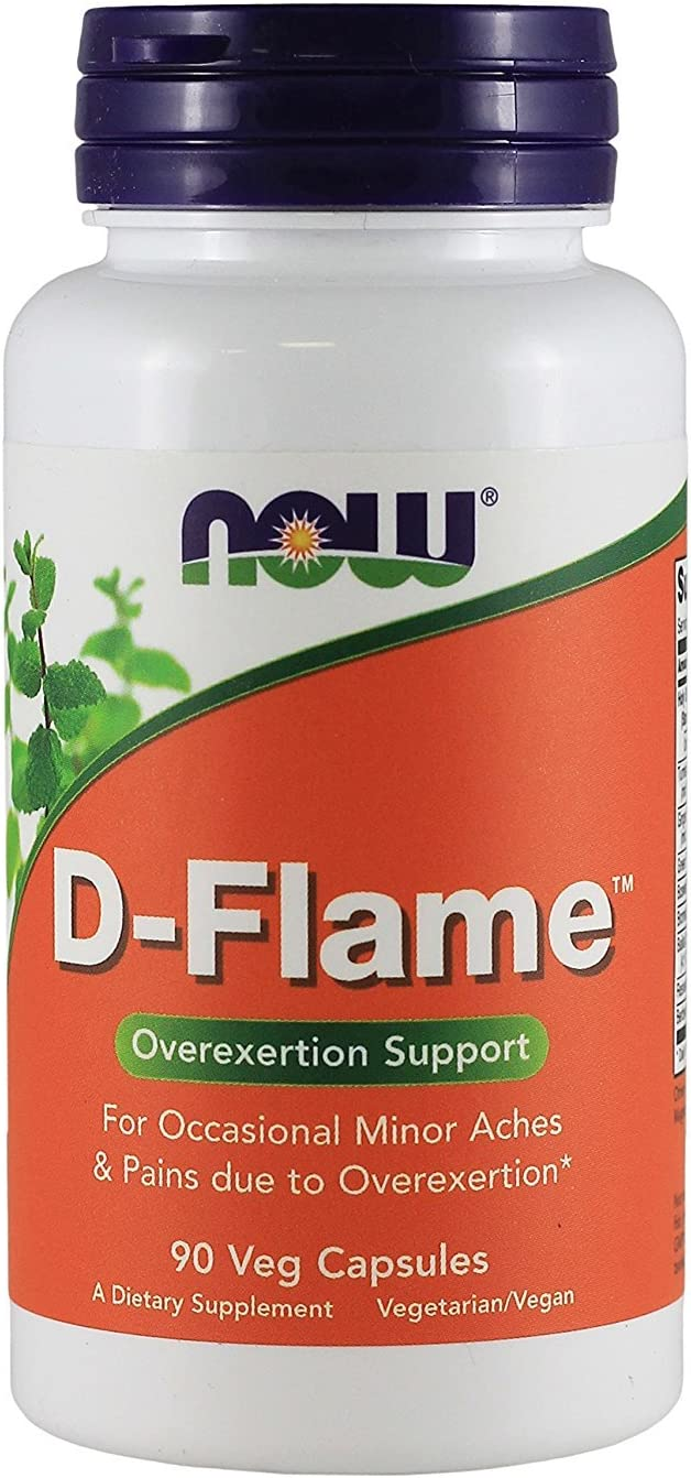D-Flame 90 VegiCaps Pack of 2