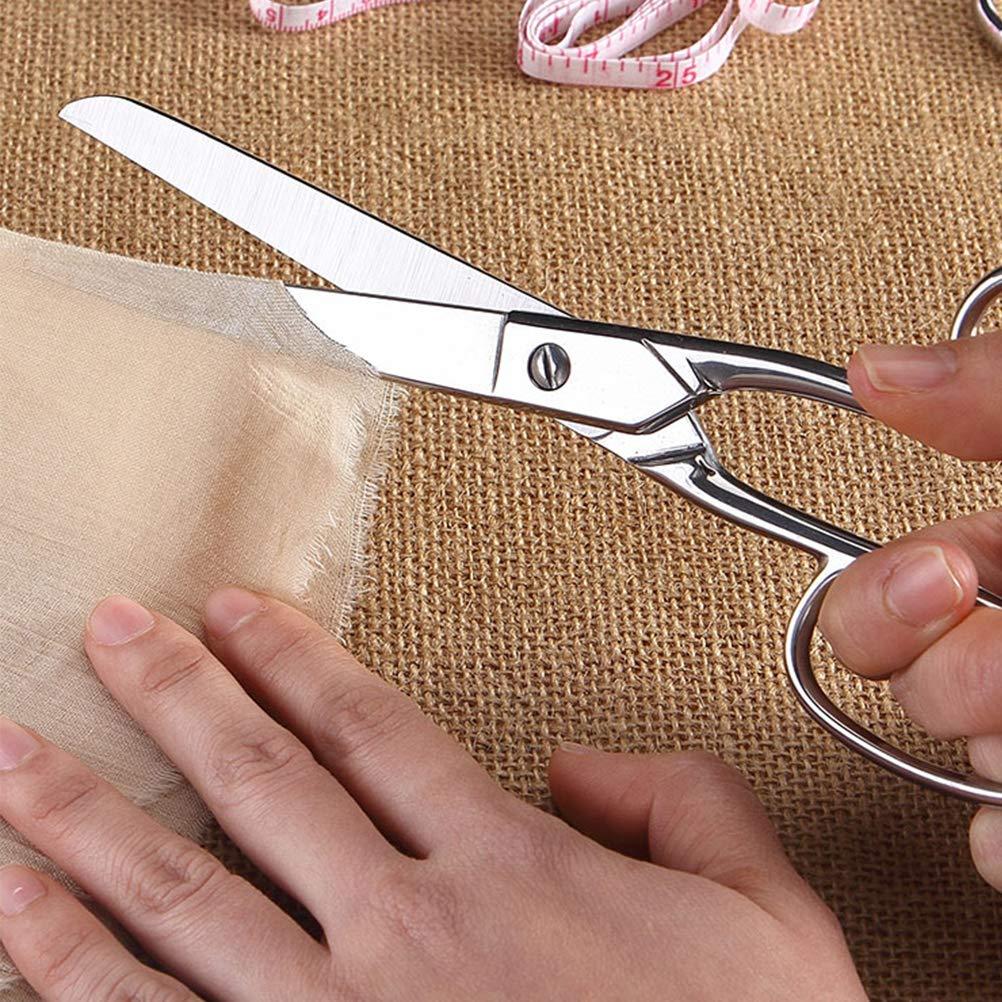 Forbici da Cucito Professionali in Acciaio Inox Ultra affilate per sarti BTSMAT