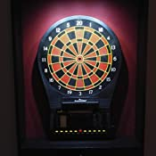Amazon Com Viper Shadow Buster Dartboard Cabinet Mounted