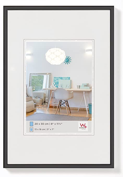 walther design KV460B New Lifestyle picture frame, 15.75 x 23.50 ...