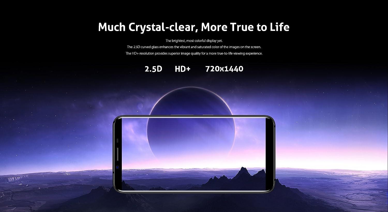 HOMTOM S8 Smartphone: Amazon.es: Electrónica