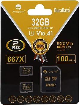 Memory Cards SDHC Canon VIXIA Mini X Camcorder Memory Card 2 x 32GB Secure Digital High Capacity 2 Pack