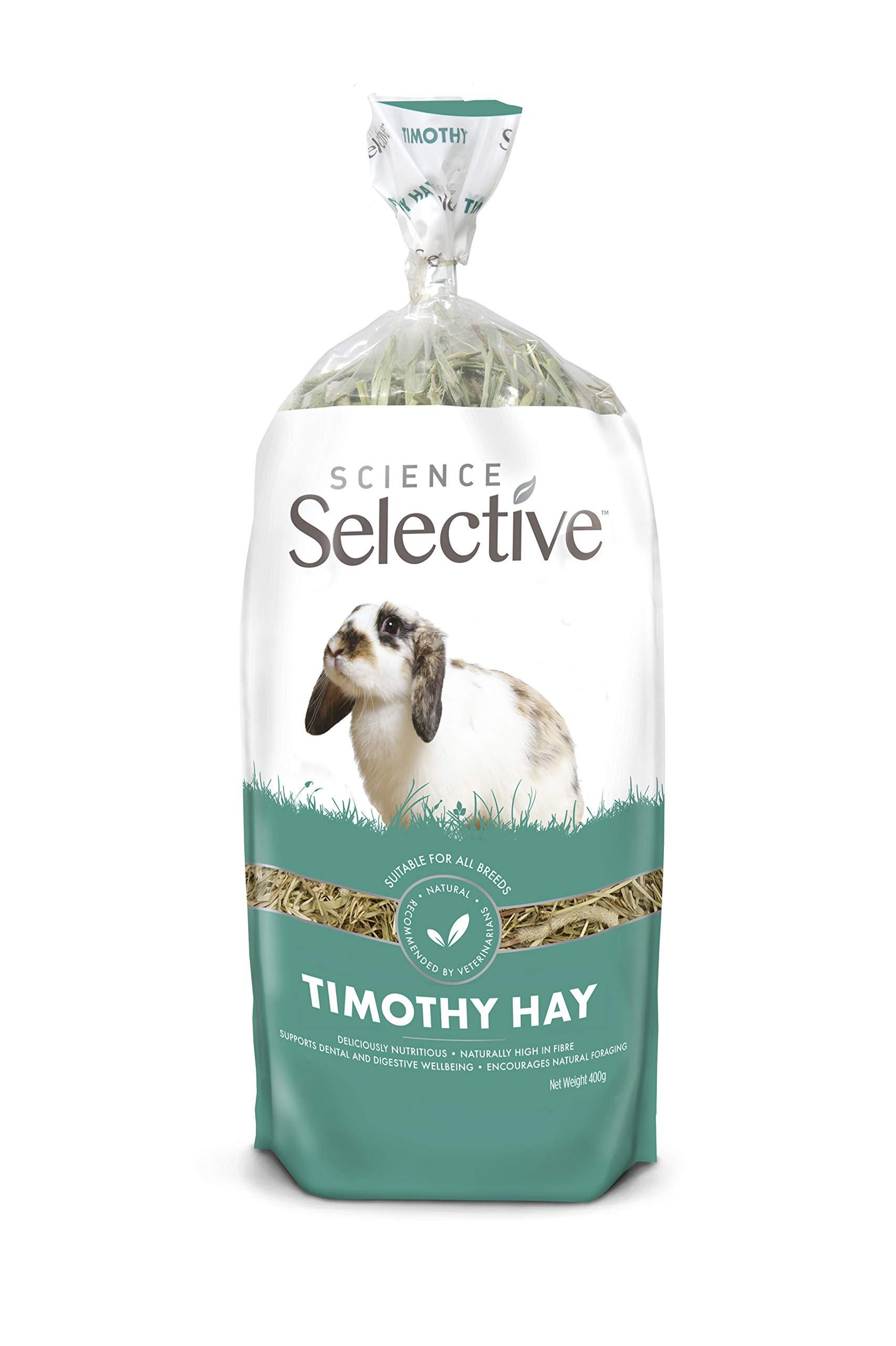 Supreme Petfoods Selective Timothy Hay 400 G