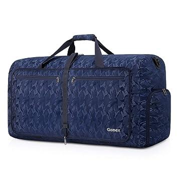 Amazon.com: Gonex - Bolsa de viaje de 80 litros, tamaño ...