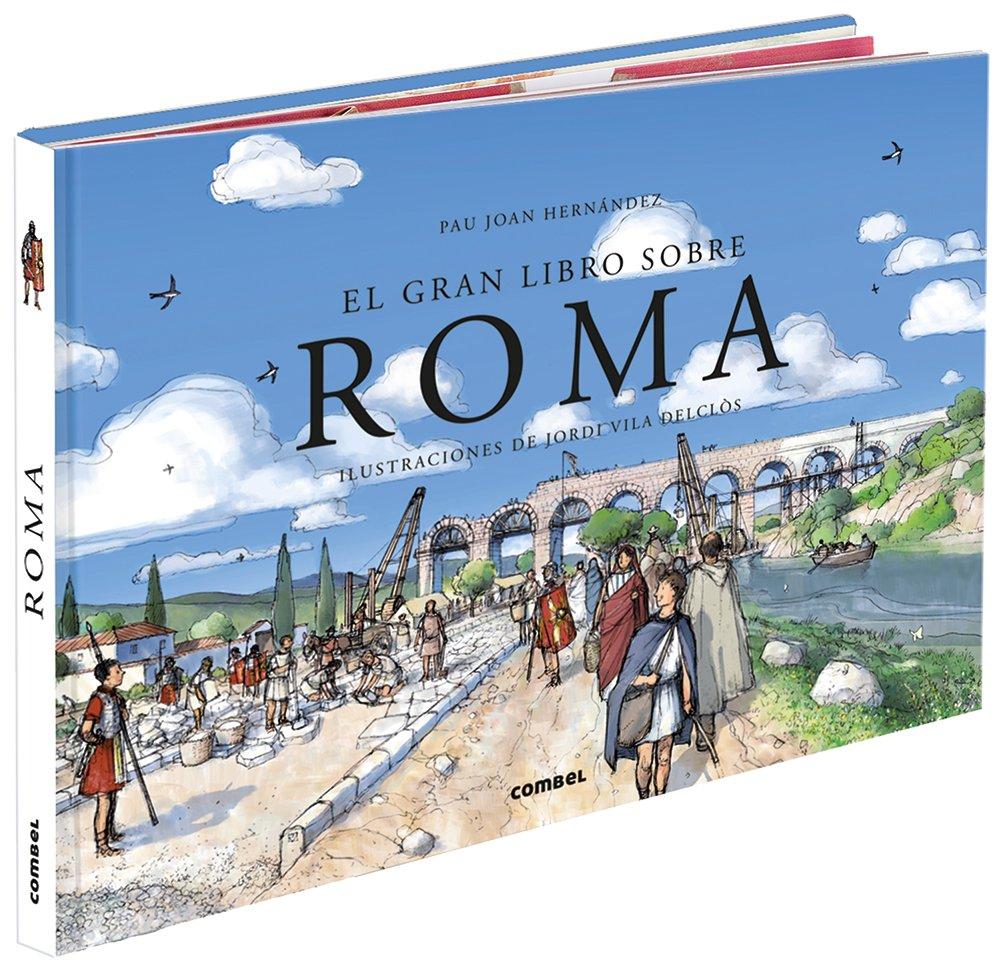 El gran libro sobre Roma (Spanish Edition) pdf epub