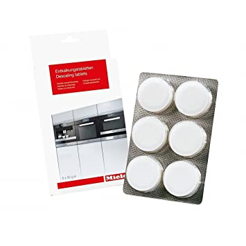 miele pack descaling tablets