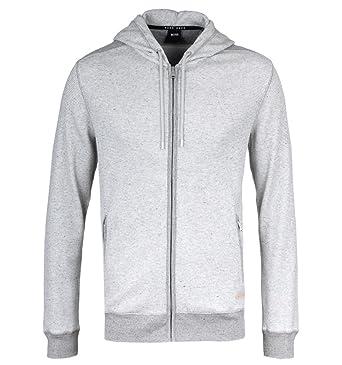 Hugo Boss - Sudadera con capucha - para hombre gris gris Small