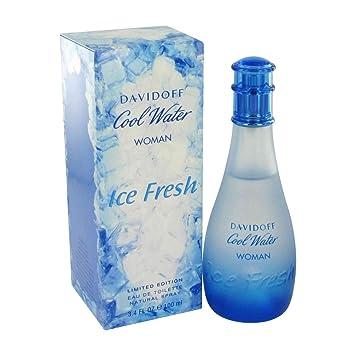 Amazon Com Davidoff Cool Water Ice Fresh Limited Edition For Women