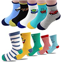 10 Pairs Storeofbaby Toddler Kids Boys Girls Socks