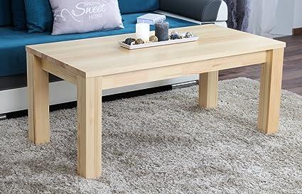 Tavoli Da Salotto Fai Da Te : Legno massello tavolino lounge pino naturale 50 x 120 x 60 cm