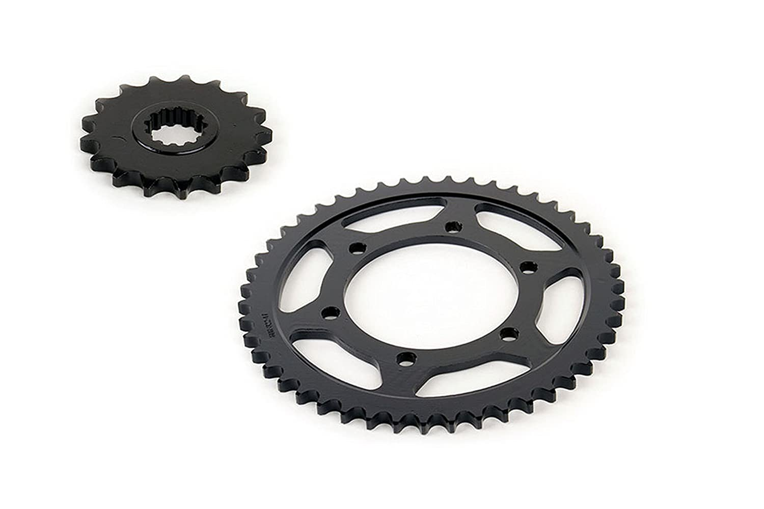 CZ SDZ Gold X Ring 120L Chain and Sprocket Kit 17//47 2009-2014 fits Yamaha YZF-R1 LE