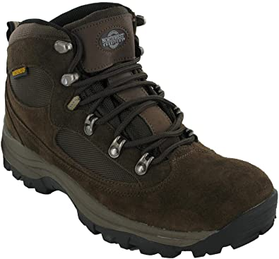 3d2523d47d7 Northwest Waterproof Hiking Boots Walking Mens Kendal Lace Up Outdoor Shoes