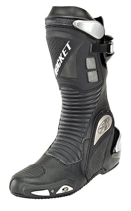 182869a949621 Amazon.com: Joe Rocket Speedmaster 3.0 Men's Leather Race Boots ...