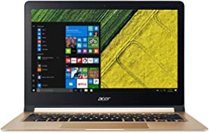 "Acer Swift 7, 13.3"" Full HD, 7th Gen Intel Core i5-7Y54, 8GB LPDDR3, 256GB SSD, Windows 10, SF713-51-M90J"