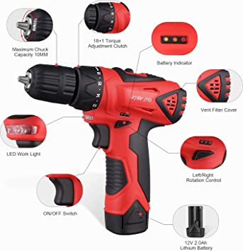 DETLEV Pro  Power Drills product image 2