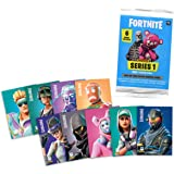 Amazon.com: 2019 Fortnite Trading Cards Series 1 Factory ...
