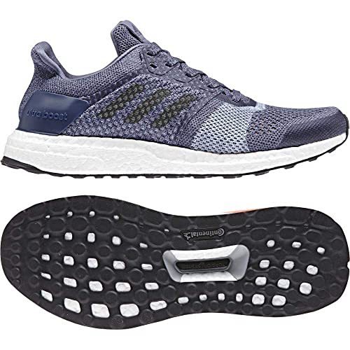 2017 Mode Damen Trainings Schuhe Adidas Ultra Boost St Grau